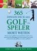 Paul  Roos José  Loomans,365 dingen die je als golfspeler moet weten
