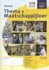 Janine  Middelkoop,Thema`s Maatschappijleer voor VMBO 2018-2019 Werkboek KGT
