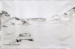 <b>Jet  Nijkamp, Tsead  Bruinja</b>,verdrongen landschap