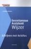Peter  Passenier ,Secretaresse Assistent Wijzer Schrijven met beloftes