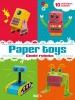 ,Paper Toys Coole robots
