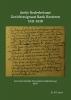 P.D.  Spies ,Ambt Nederbetuwe Gerichtssignaat Kesteren 1611-1618