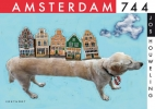 Jos  Houweling ,Amsterdam 744