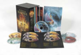 Lewis, C. S. The Chronicles of Narnia 7-Book and Audio Box Set
