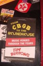 Burrows, Tim From Cbgb to the Roundhouse