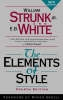 Roger Strunk  William    White  E. B.    Angell,The Elements of Style