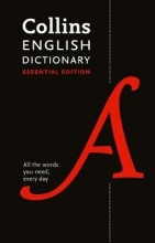 Collins Dictionaries Collins English Essential Dictionary