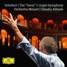 Schubert - Great C Major Symphony - Abbado CD