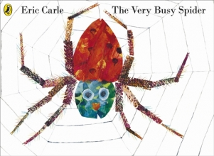Carle, Eric Very Busy Spider