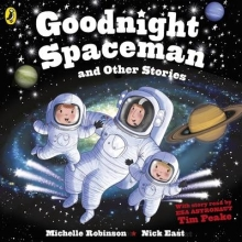 Robinson, Michelle Goodnight Spaceman and Other Stories