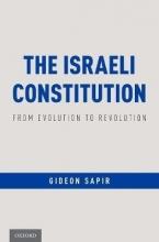 Sapir, Gideon The Israeli Constitution