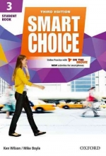 Wilson, Ken Smart Choice 3. Student Book with Online Practice and On The Move