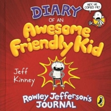 Jeff Kinney, Diary of an Awesome Friendly Kid