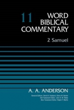 Arnold A. Anderson,   Ralph P. Martin 2 Samuel, Volume 11