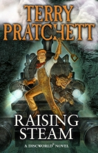 Pratchett, Terry Raising Steam
