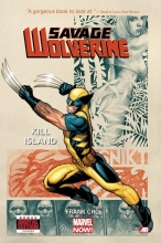Cho, Frank Savage Wolverine 1