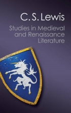 Lewis, C. S. Studies in Medieval and Renaissance Literature