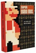 Super Mario Brothers Die-Cut Notecards