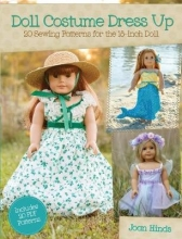 Joan Hinds Doll Costume Dress Up