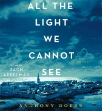 Doerr, Anthony All the Light We Cannot See