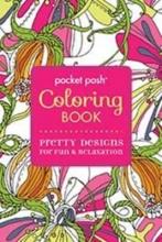 Posh Coloring Book Pretty Designs for Fun & Relaxation