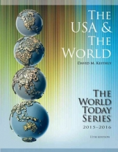 USA and The World 2015-2016