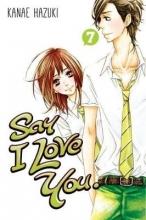 Hazuki, Kanae Say I Love You 7