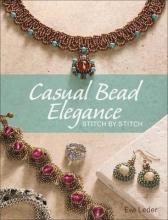 Leder, Eve Casual Bead Elegance, Stitch by Stitch
