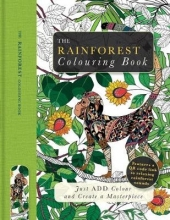Beverley Lawson The Rainforest Colouring Book