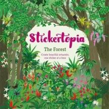 Angela Mckay Stickertopia The Forest
