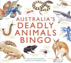 Chris Humfrey , Australia`s Deadly Animals Bingo