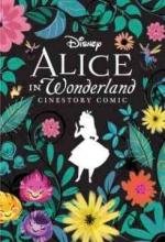 Disney Alice in Wonderland Cinestory Comic