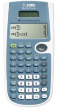 , TEXAS INSTRUMENTS TI-30XS MULTIVIEW