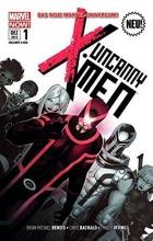 Bendis, Brian Michael Uncanny X-Men 01