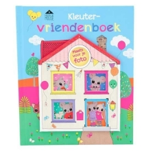 House of mouse vriendenboek