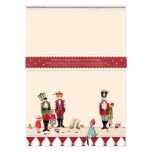 , Briefpapier kerst