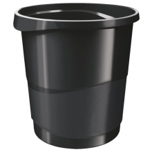 , Papierbak Esselte Vivida 14liter zwart