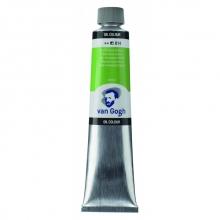 , Talens van gogh olieverf tube 20 ml permanent groen middel 614