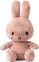 Btt-24.182.209 Nijntje - corduroy - pink - knuffel - pluche - 33 cm