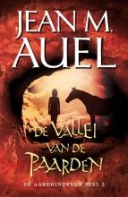 Jean M.  Auel De Aardkinderen 2 De vallei van de paarden