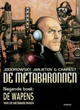 Janjetov,,Zoran/ Jodorowsky Metabaronnen Hc09
