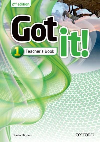 ,Got It! 1: Teacher`s Book Pack