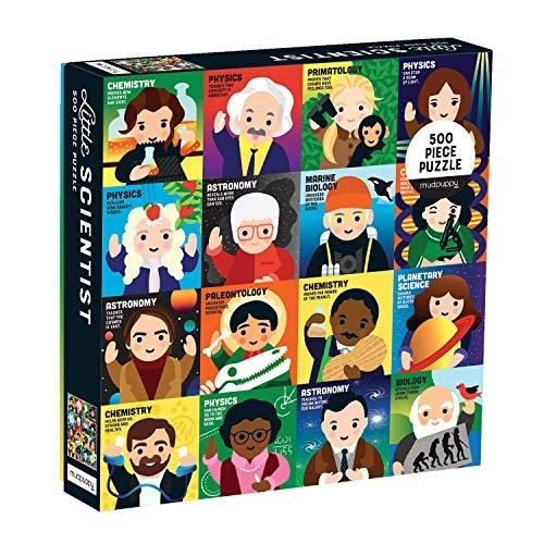 ,Little Scientist 500 Piece Family Puzzle