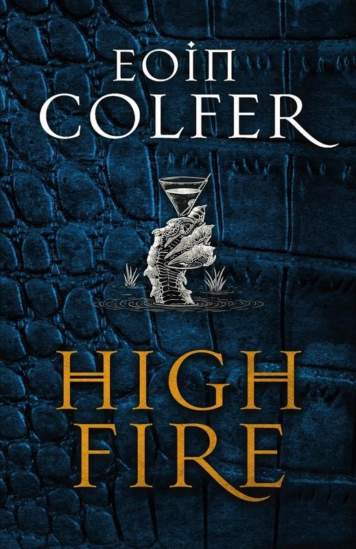 Eoin Colfer,Highfire