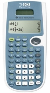 ,TEXAS INSTRUMENTS TI-30XS MULTIVIEW