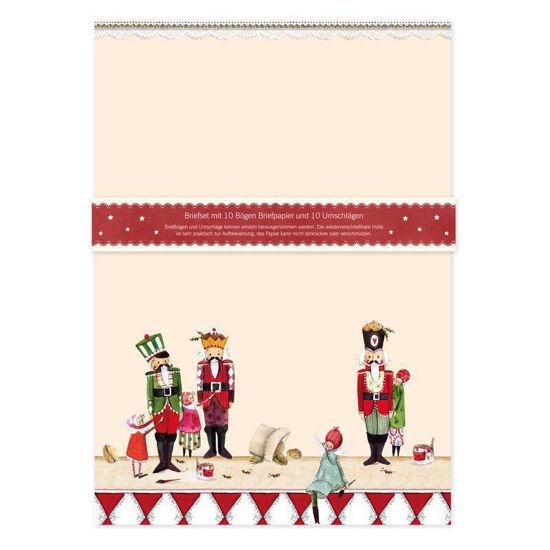 ,Briefpapier kerst