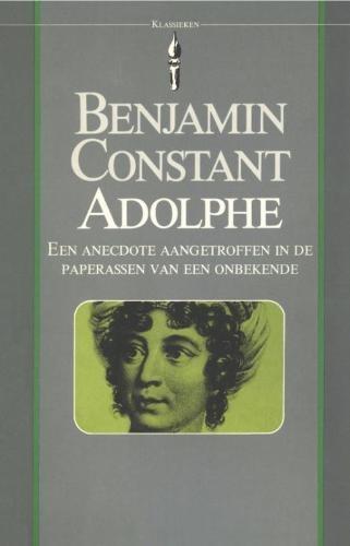 Benjamin Constant,Adolphe