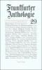 Frankfurter Anthologie 29, Gedichte und Interpretationen