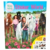 ,<b>Miss melody kleur en stickerboek</b>