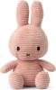 <b>Btt-24.182.209</b>,Nijntje - corduroy - pink - knuffel - pluche - 33 cm